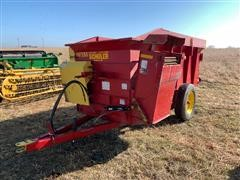 Schuler HF255 Feed Wagon