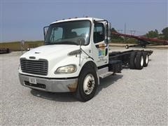2004 Freightliner M2-106 T/A Cab & Chassis