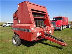 Case IH 8465 A Twin Wrap Round Baler BigIron Auctions