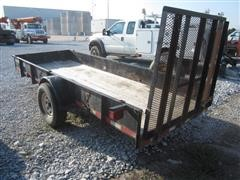 2003 Buck Dandy Utility Trailer