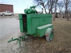 Sullair Portable Air Compressor