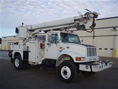 1998 International 4800 Digger Derrick Truck