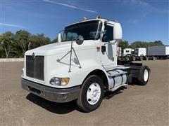 2009 International 9200i S/A Truck Tractor