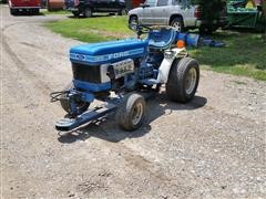 1983 Ford 1210 Compact Utility Tractor