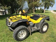 2006 Honda TRX500 Rubicon 4x4 ATV