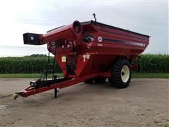 2017 J&M 1401 Grain Cart