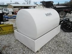 2016 Emiliana Serbatoi 3000 Fuel Tank with Bladder
