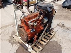 Perkins 4 Cylinder Power Unit