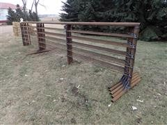Wolles 24' Freestanding Livestock Panels