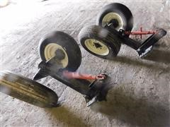 Lindquist V Guide Planter Wheels
