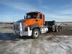 2013 Caterpillar CT660S Tri/A Truck Tractor