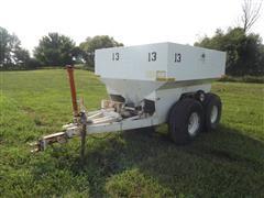 Dalton T/A Pull-Type Dry Fertilizer Spreader