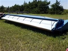 1998 Shelbourne Reynolds 24' Stripper Header