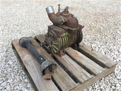 1991 Balzer MEC86G 6500 Vacuum Pump