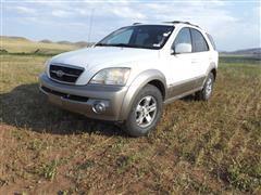 2006 Kia Sorento SUV