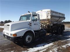 1990 International 8200 T/A Fertilizer Tender Truck