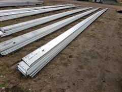 """Behlen Mfg Galvanized 8"""" Steel Purlin"""