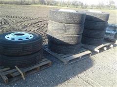 Michelin X Truck Tires