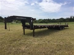 1999 Haul-A-Round T/A Flatbed Trailer
