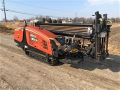 2007 DitchWitch JT 1220 Mach 1 Horizontal Directional Drill