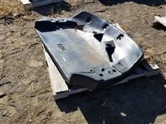 Steiger Front End Bumper Weight