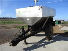 Adams High Clearance Dry Fertilizer Spreader
