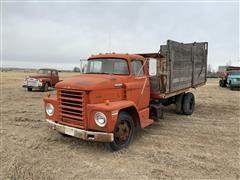 1973 Dodge 600 Grain Truck