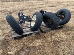 Agri-Products Row Hugger Gauge Wheels