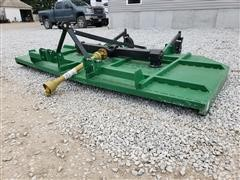 2020 Industrias America M12FD 12' Wide Rotary Mower