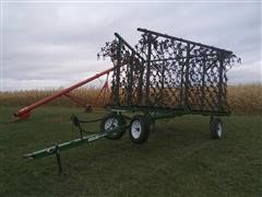 Redline 34' Chain Drag Harrow