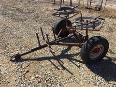 Homemade Spinning Jenny Wire Winder