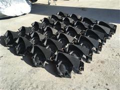 Case IH 24 Row Vacuum Meter Units For Bulk Fill Planter