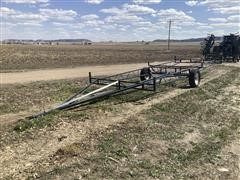 Irrigation Pipe Trailer