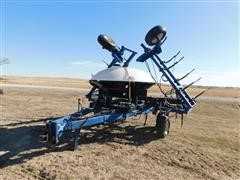 Blu-Jet Land Walker Dual Placement Liquid/Anhydrous Machine