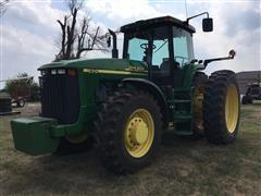 2000 John Deere 8310 MFWD Tractor