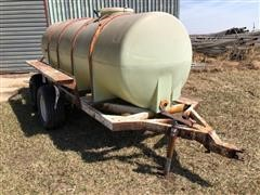 1000 Gallon Portable Transport