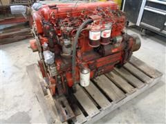 Perkins 6 Cylinder Diesel Engine