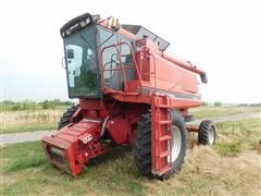 1992 Case International 1660 Axial Flow Rotary Combine