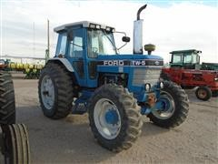 Ford TW5 Tractor