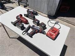 Snap-On Cordless Tools