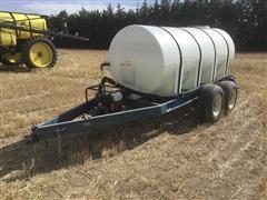 J D Skiles Portable Water Tank