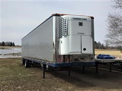 2004 Great Dane T/A Reefer Trailer W/2013 Thermo-King SB230+ 30 Cooling Unit