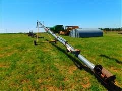 "Hutchinson 8"" X 57' Portable Auger"
