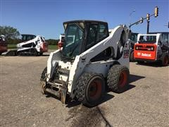 2008 Bobcat S300 Skid Steer