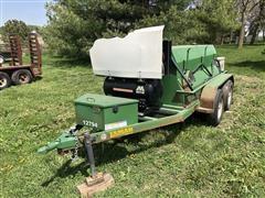 Lamar 500 Gallon T/A Fuel Trailer