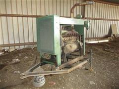John Deere 329D Power Unit