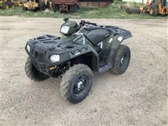 2016 Polaris 850 HO Sportsman ATV