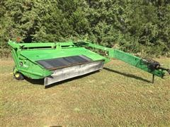 John Deere 930 MoCo Disc Mower W/Flail Conditioner
