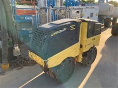 2013 BOMAG BMP 8500 Trench Roller