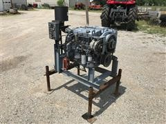 Deutz BF4M 1012 Irrigation Power Unit